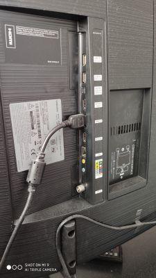 Samsung UE43NU7122 - jak podłączyć głośniki do TV?