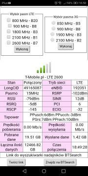 Huawei B525 - Wzmocnienie sygnału LTE oraz Wi-fi.