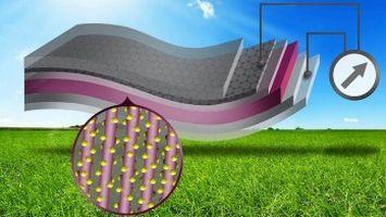 Grafenowe ogniwa s�oneczne, ta�sze od krzemowych