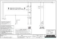 Geschirrspüler Winterhalter GS24 - Schaltplan
