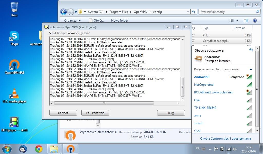 TP-link WR1043ND - Dost�p do sieci lokalnej z zewn�trz VPN