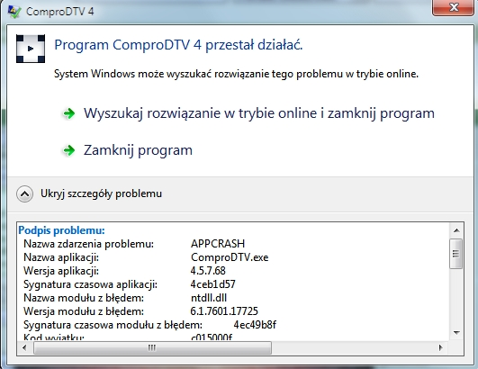 Compro Videomate X series - APPCRASH