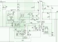 Panasonic TH-42PV80PA - Szukam schematu zasilacza