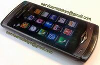 Samsung GT-S8500 Wave - wymiana dotyku i LCD