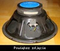 Głośnik Eminence ME12-1008LE - jako materiał na skrzynie basową.