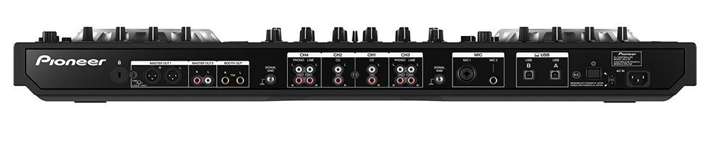 Podlaczenie audio - ddj sz sound blaster sdj