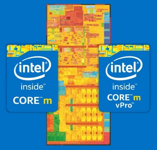 Intel opublikowa� szczeg�y procesor�w z linii Core M