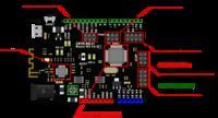 DFRobot Bluno M3 - Zgodna z Arduino płyta deweloperska z STM32 i Bluetooth 4.0