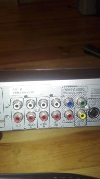 Samsung UE49K5AW - Podłączenie kina domowego Panasonic SC-HT845 do TV
