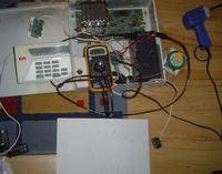 C&K 236 System - Instalacja alarmowa C&K 236 z odzysku i brak kod�w dost