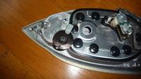 Żelazko Philips GC4410 - nie odbija przycisk parowania
