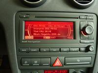 Audi Navigation - co to za model.