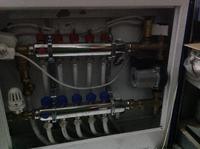 Immergas Victrix 24 - Sterowanie pomp� ogrzewania pod�ogowego