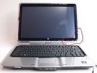 Laptop hp tx100 brak sterownik�w po instalacji systemu.