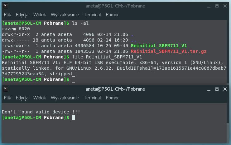 SSD Goodram CX300 firmware update