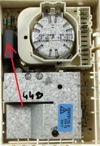 Whirlpool AWT 5109/P -1000 - Pralka nie pobiera wody