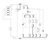 Kuchenka Indesit K6G 56SA(X)-zdjecie schematu lub foto podłączenia panelu