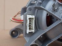 Silnik asychroniczny + autotransformator