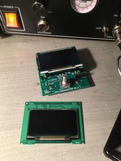 NIVONA 830 Kaffeeautomat - beschädigtes Display, keine Anzeigen
