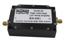 HILNA 3G - niskoszumny wzmacniacz 50 dB dla cz�stotliwo�ci 1-3 GHz