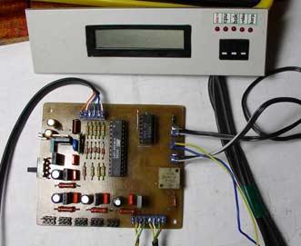 Inteligentne sterowanie wentylatorami w PC z odczytem na LCD