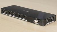 Samsung + kino Sony DZ 530 - Podłaczenie audio