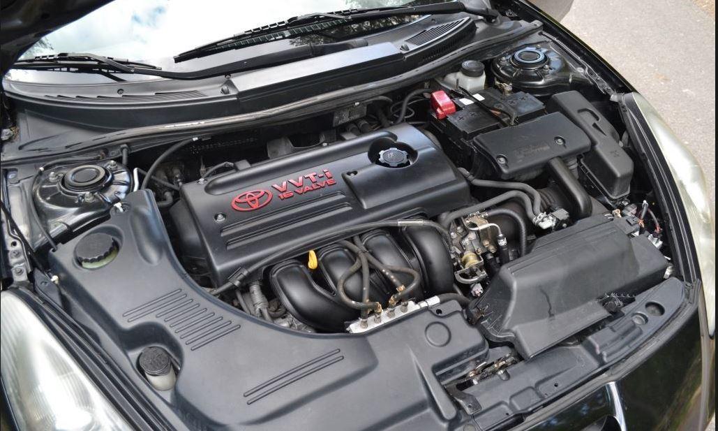 Toyota Celica 2000 VVTI 142KM - samoch�d nie odpala na ciep�ym silniku