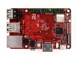 Rock Pi X - Raspberry Pi z procesorem Atom