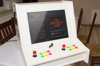 Automat Arcade typu BarTop