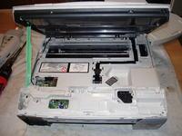 Jak rozebrać drukarkę Brother DCP165C?