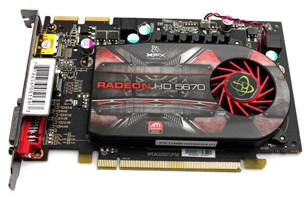 XFX HD-567X-ZNF3 Radeon HD5670 1GB 128-bit ddr5- grzeje si�, porzebna pilna pomo