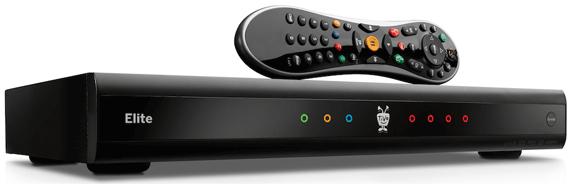 TiVo przedstawia 4-tuner Premiere Elite DVR