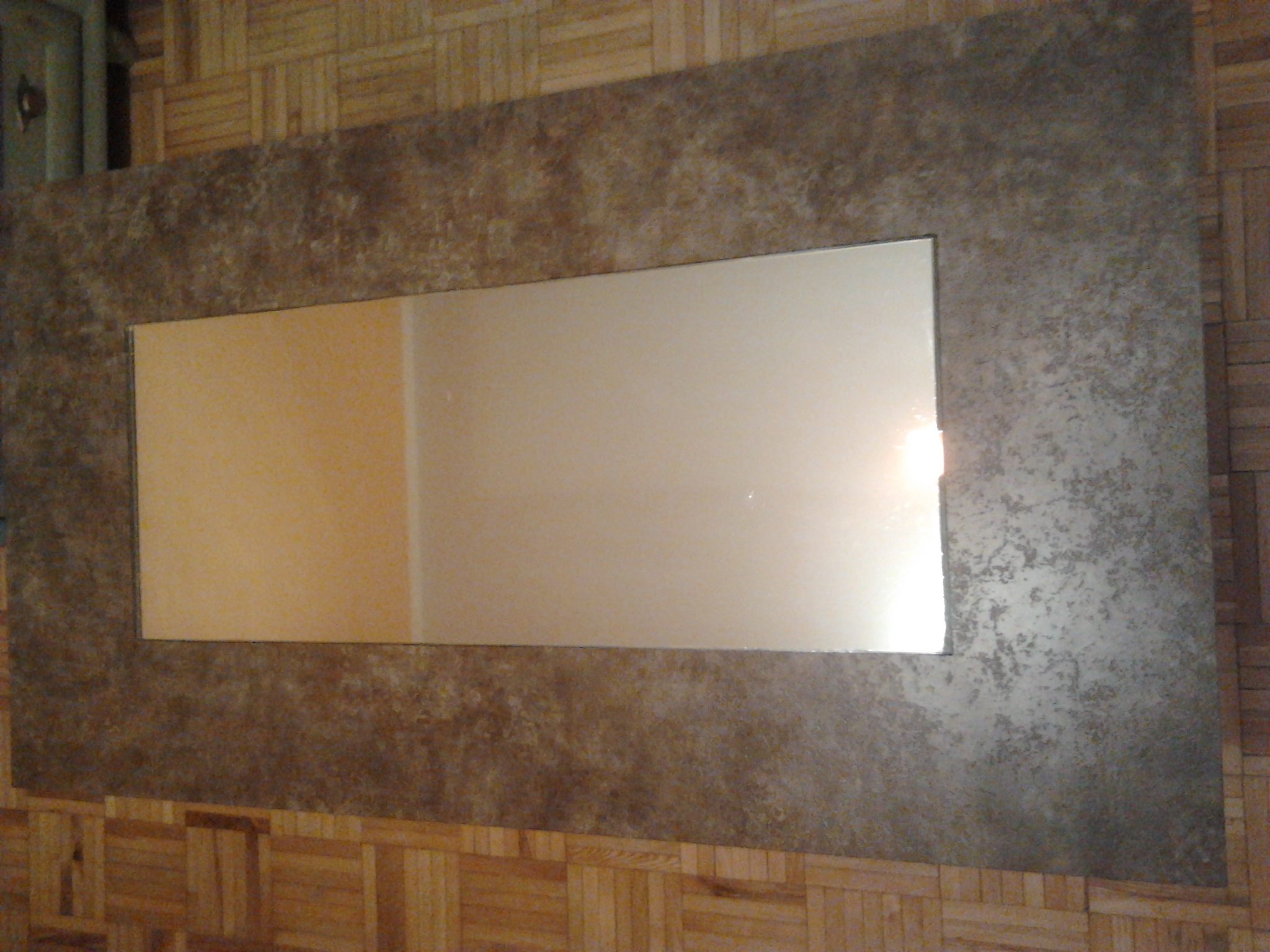 Stolik z lustrem niesko�czono�ci na ATmega8