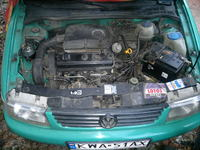 VW Polo 3 - K�opot z zapalaniem na zimno,mo�e  immobiliser