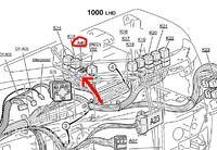 Volvo fm12 - Brak napięcia na lcm 1 pin kostka pc1 i 2 pin kostka pc2