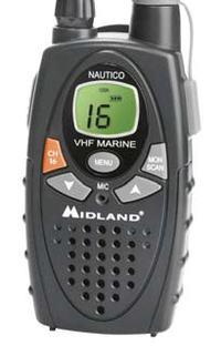 Midland Nautico NT-1 VHF Marine Porto Manual EN
