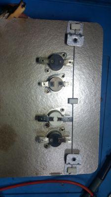 Suszarka Whirlpool AWZ 7466 - po 5 minutach zapala się kontrolka Filtr