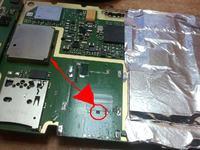 Nokia N8 - uszkodzony pin od z��cza karty Sim