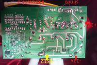Słaby soft start w samochodziku dla dziecka 12V - brak jednego tranzystoru KS12
