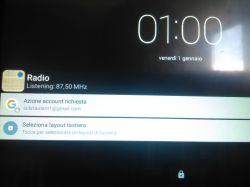2 DIN android - reset hasła do radia