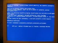 Dysk z laptopa po upadku - jedna partycja znikne�a
