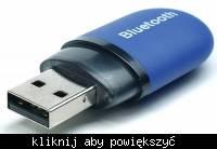 Adapter Bluetooth nie wykrywa telefonów.