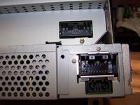 Jaguar X-type radio 4X43-18B876-BC - Poszukuję opisu gniazd