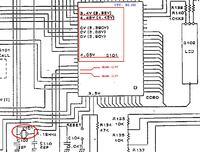 Rexon RX 102 Nie działa wyświetlacz i klawiatura nic nie słychać.