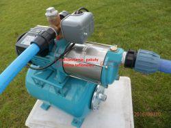 Pompa Omnigena MH 1300 INOX - Woda gazowana