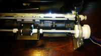 HP Laser Jet CP1215 - Podawania papieru - opór na silniku?