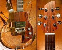 Gitara elektryczna Warlock by Kamil