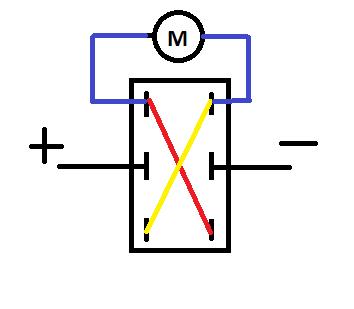 Podłączyć 3-pozycyjny włącznik światła