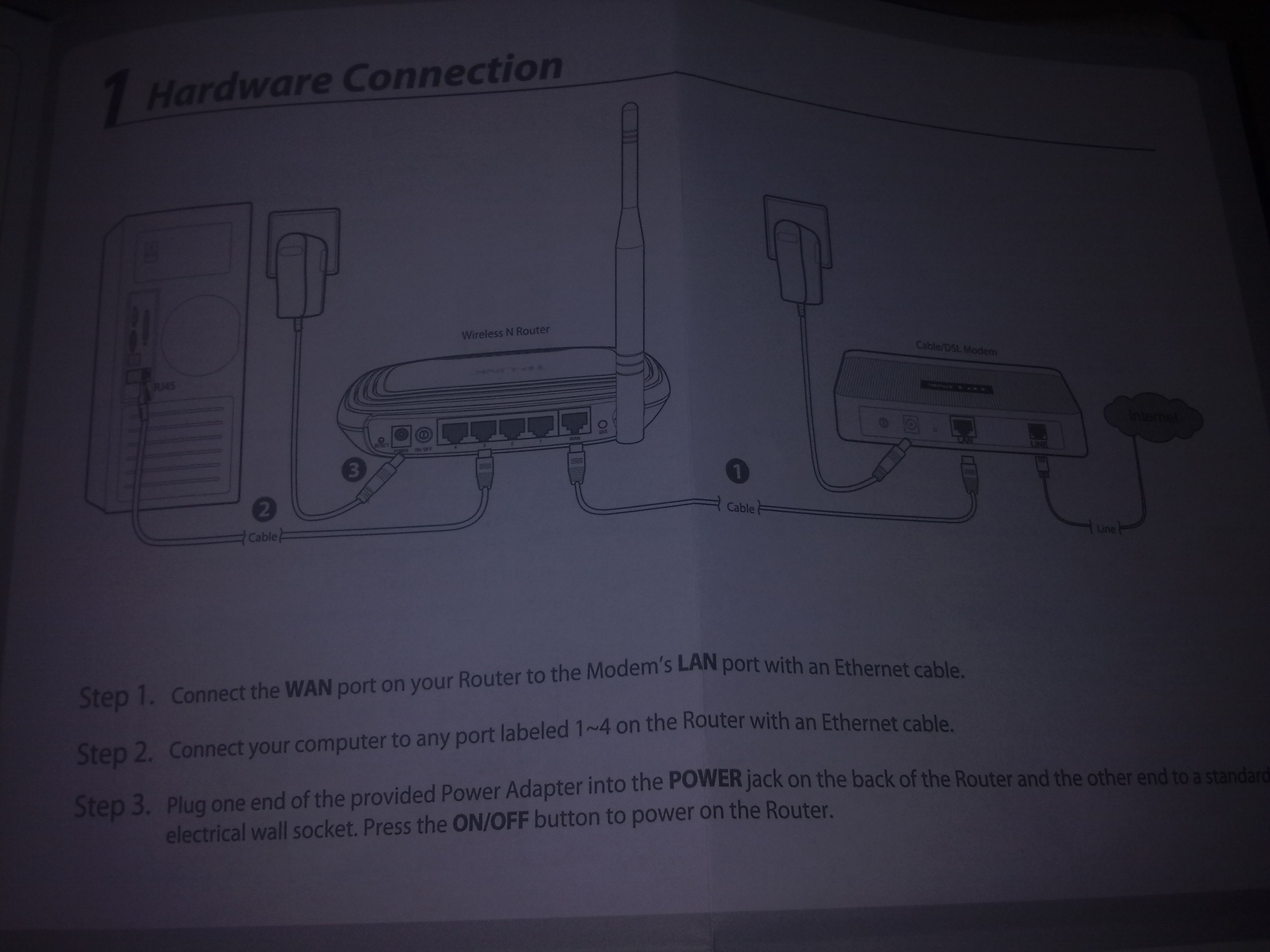 TP-Link WR740n - Jak przeprowadzi� instalacje routera?