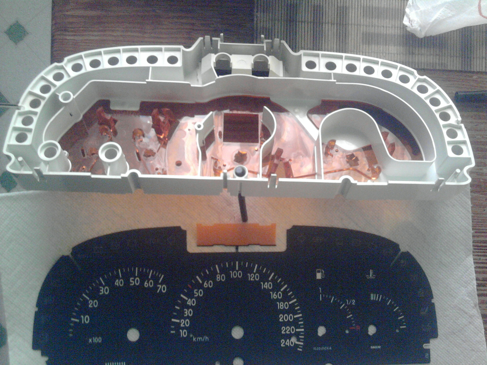 Zegary Reno Laguna 1999 18 16v Lift Elektrodapl